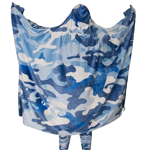 Cammies Hooded Blanket Hooded Blanket - Tykables