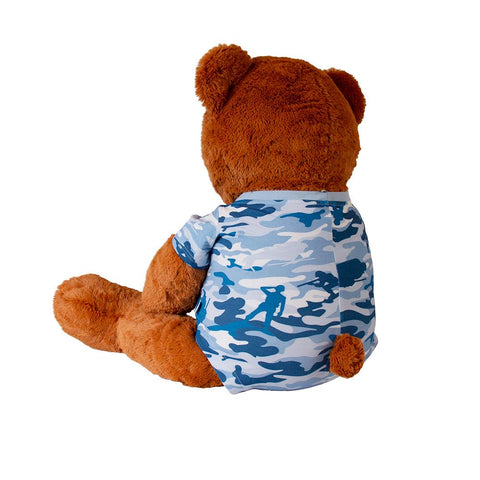 Plushie Cammies Snappies T-Shirt Fuzzies - Tykables