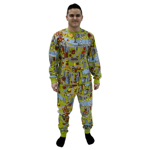 Metro Liddle PJ Set - Tykables