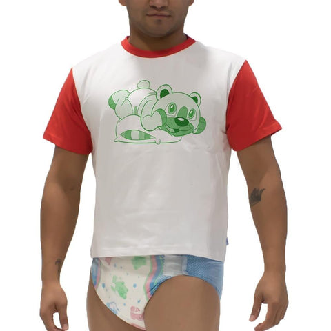Overnights Brett Diaper Snappies Play Shirt Snappies - Tykables