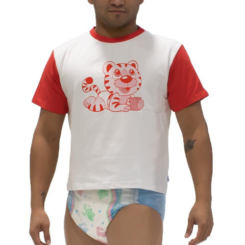 Overnights Tom Diaper Snappies Play Shirt Snappies - Tykables
