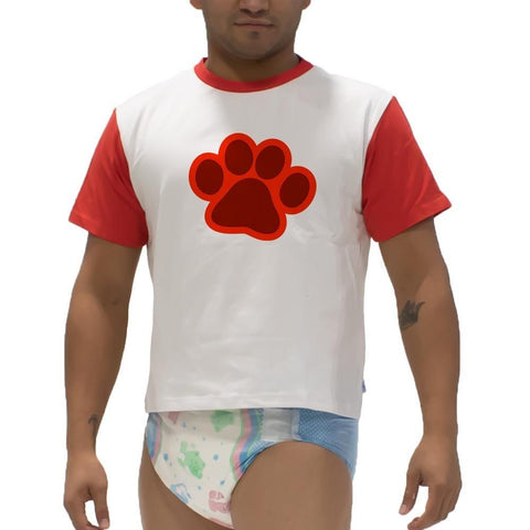 Puppy Stuff Paw Snappies Play Shirt Snappies - Tykables