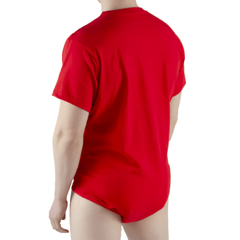 Red Snappies T-Shirt Snappies - Tykables