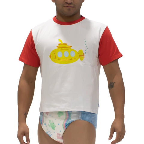 Little Explorer Snappies Play Shirt Snappies - Tykables