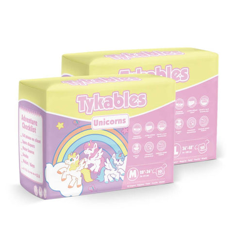 Unicorns Diapers - Tykables