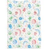 Overnights Fleece Baby Blanket Blankets - Tykables