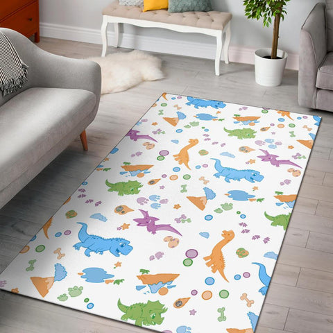 Little Rawrs Changing Mat Changing Mat - Tykables