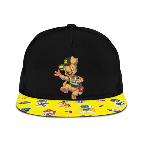 Puppers Sam Snapback Hats - Tykables