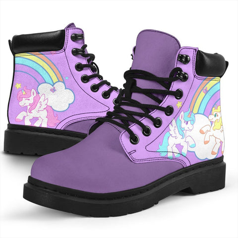 Unicorns Boots Shoes - Tykables