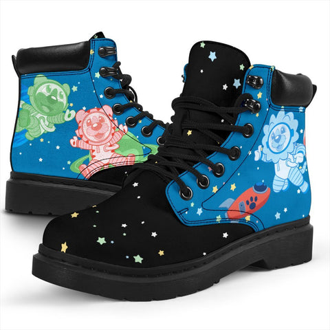 Galactic Boots Shoes - Tykables