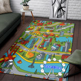 Metro Large Playmat Playmat - Tykables