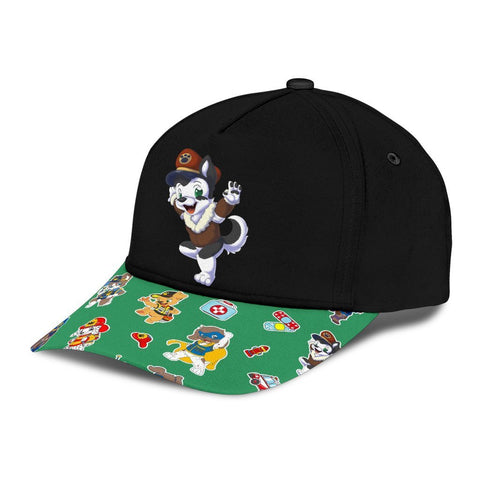 Puppers Ace Snapback Hats - Tykables