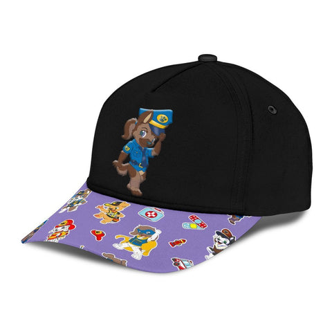 Puppers Bree Snapback Hats - Tykables