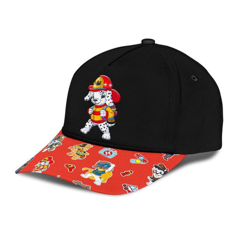 Puppers Buff Snapback Hats - Tykables