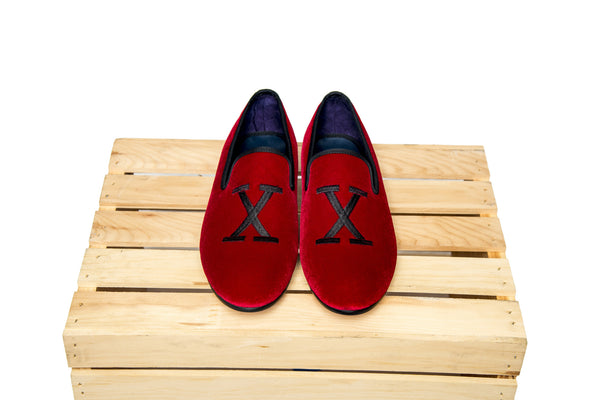 The Autobiography - Red Velvet Loafer