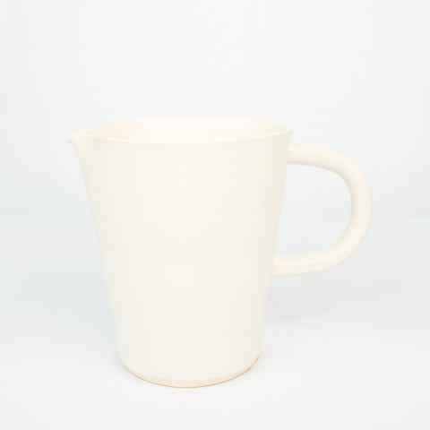 Kam Pitcher - White Matte