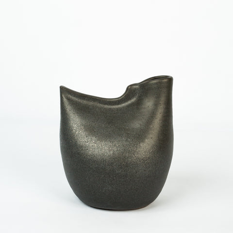 Bird Vase - Gunmetal