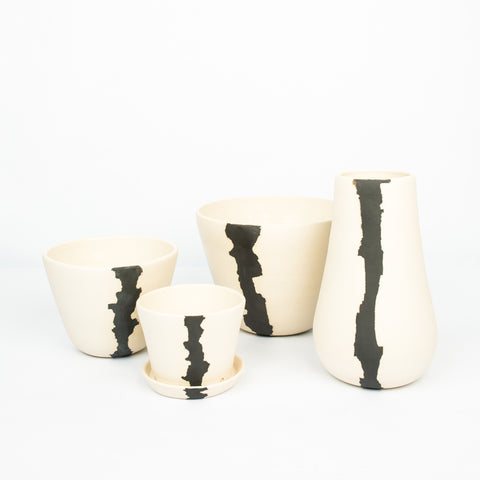 Crater Planter Series