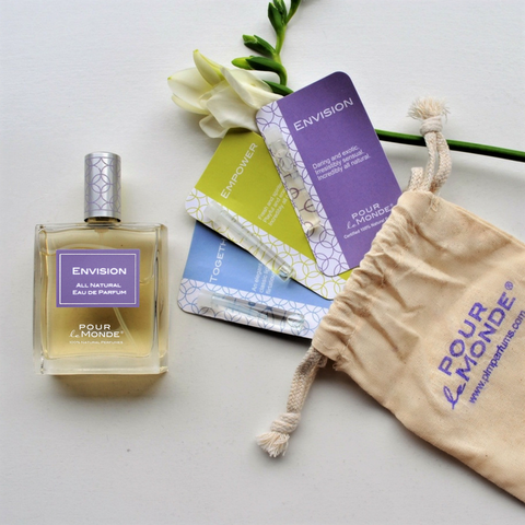 The Natural Perfume Sample Bouquet