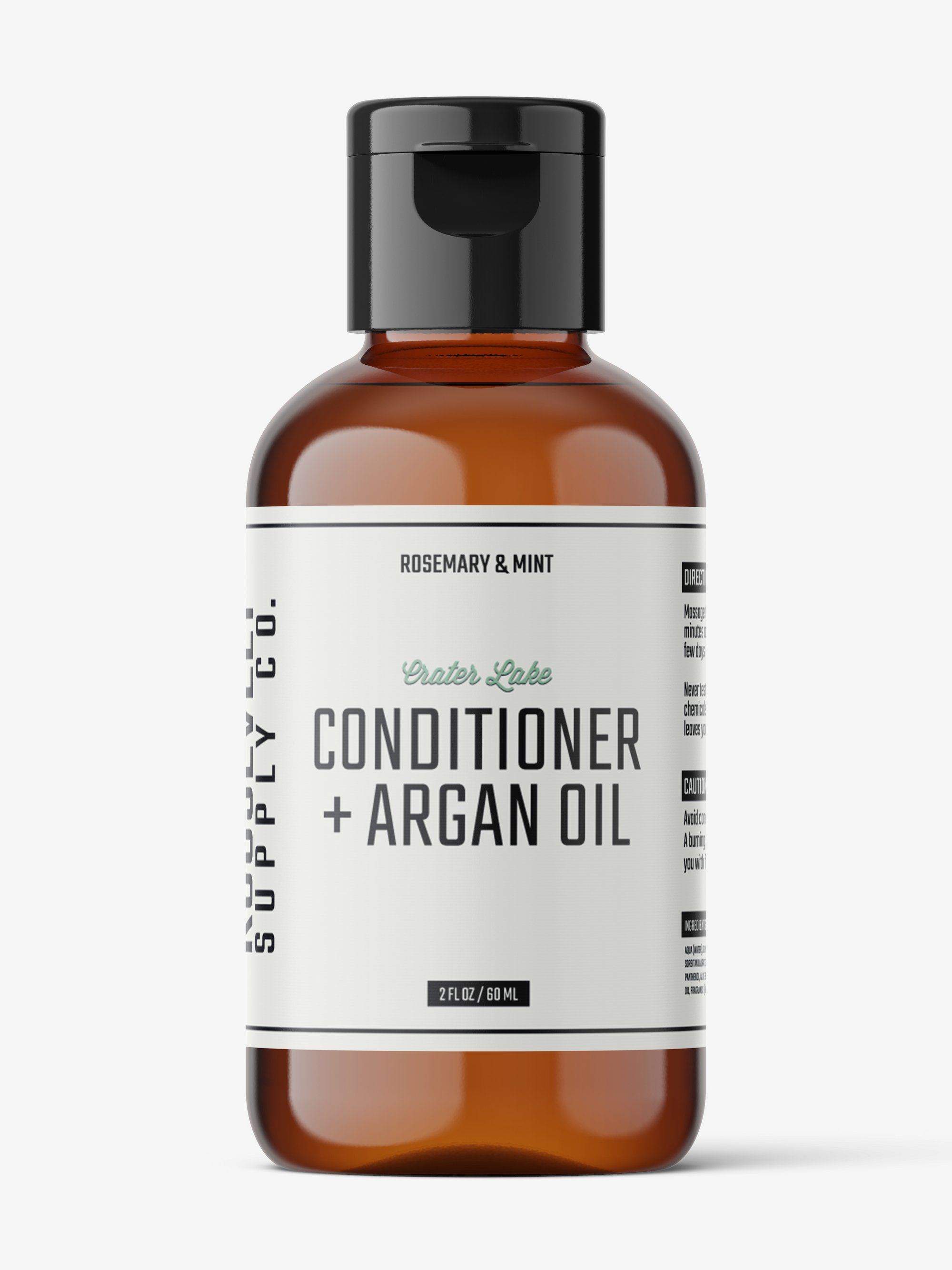 Travel Size Conditioner w/ Argan Oil