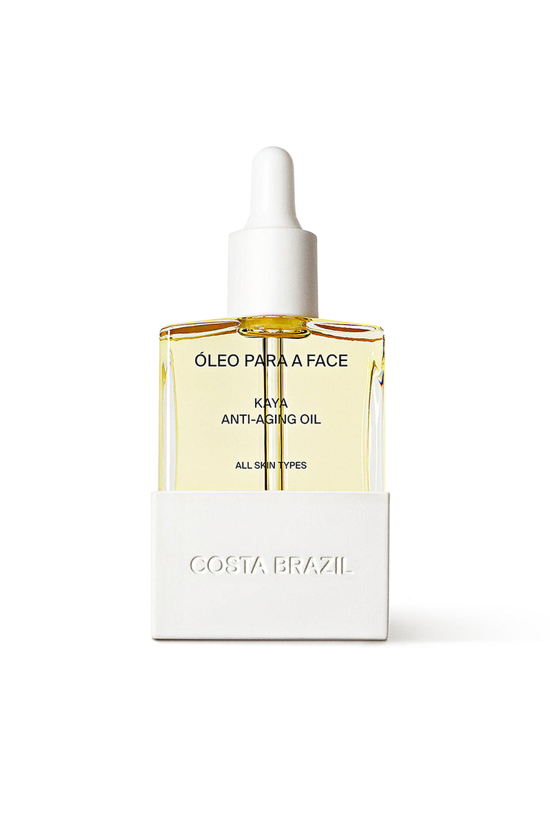 Costa Brazil Kaya Anti-Aging Face Oil