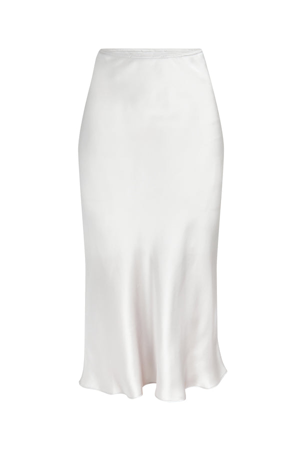 Stella Silk Slip Skirt