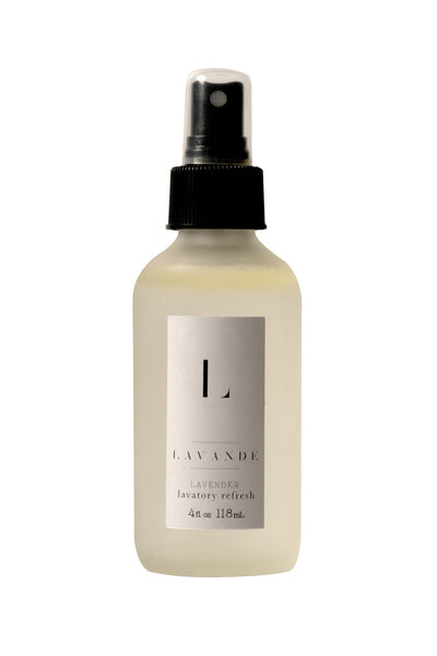 Lavande Lavender Lavatory Refresh Spray
