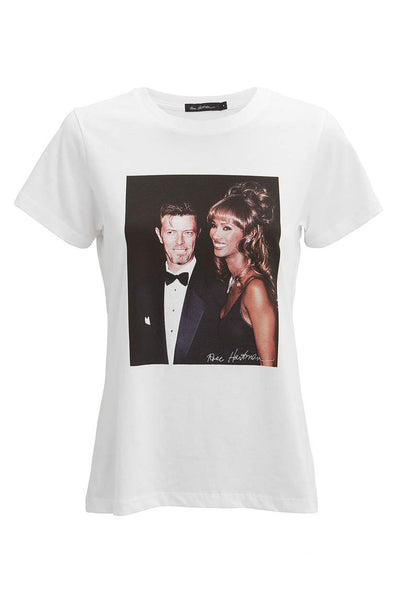 Proof of Concept - David Bowie & Iman T-Shirt