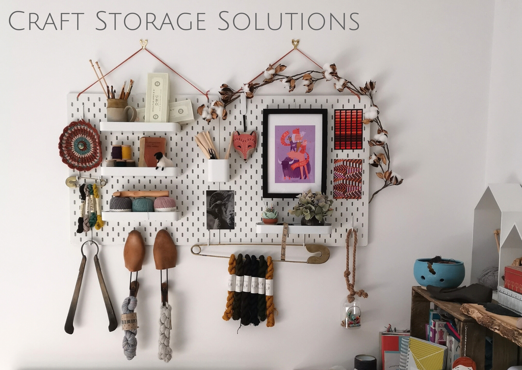 Craft Storage Solutions > Fay DH Designs > Blog 1