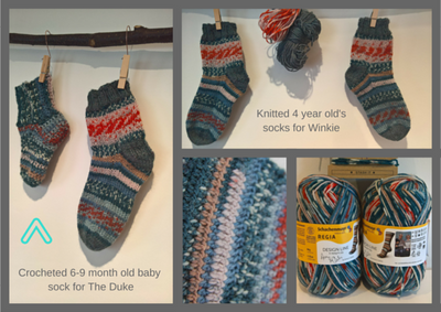 Yarn Review - Regia Design Line by Arne and Carlos