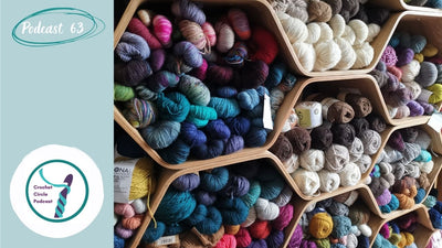 Episode 63 > The Hive > Crochet Circle Podcast