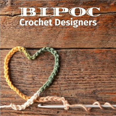 BIPOC Crochet Designers - a list with clickable links