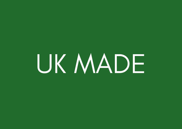 - MADE IN UK