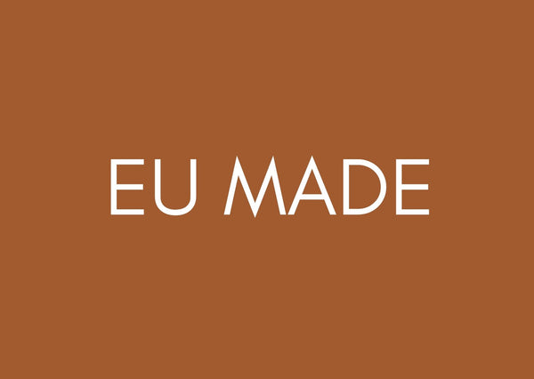 - MADE IN EU