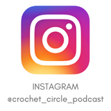 Instagram logo and link through to @crochet_circle_podcast instagram page