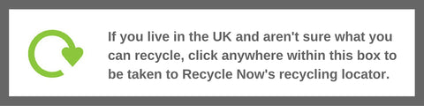 UK recycling info