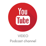 YouTube logo and link to Crochet Circle Podcast channel