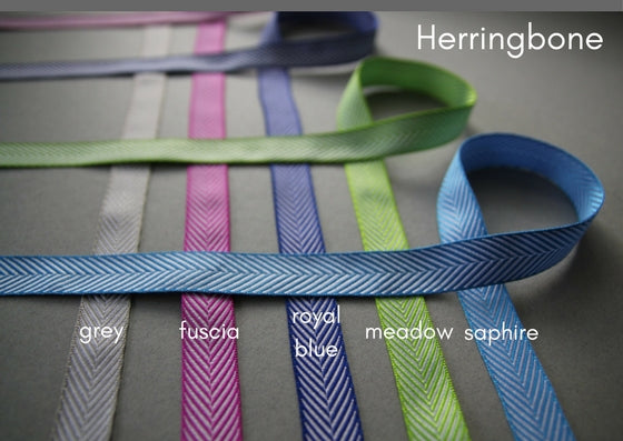 Ribbons - made in the UK