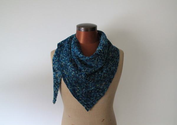 Omni Shawl crochet pattern - digital
