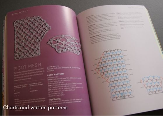 Crochet Every Way Stitch Dictionary by Dora Ohrenstein
