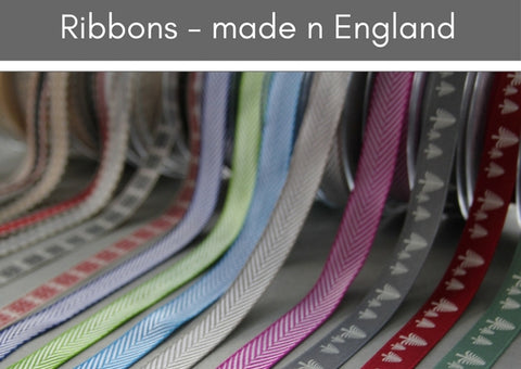 Ribbons - many to choose from