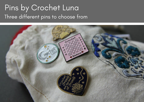 Pins by Crochet Luna