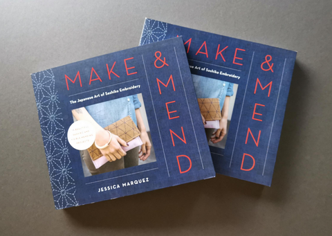 Make & Mend by Jessica Marquez