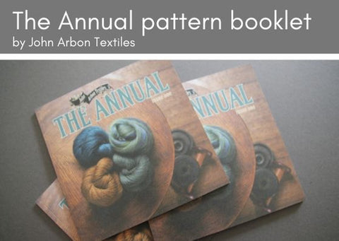 The Annual by John Arbon Textiles - Provenance Craft Co