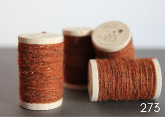 Rustic Moire Thread for embroidery - from Spain