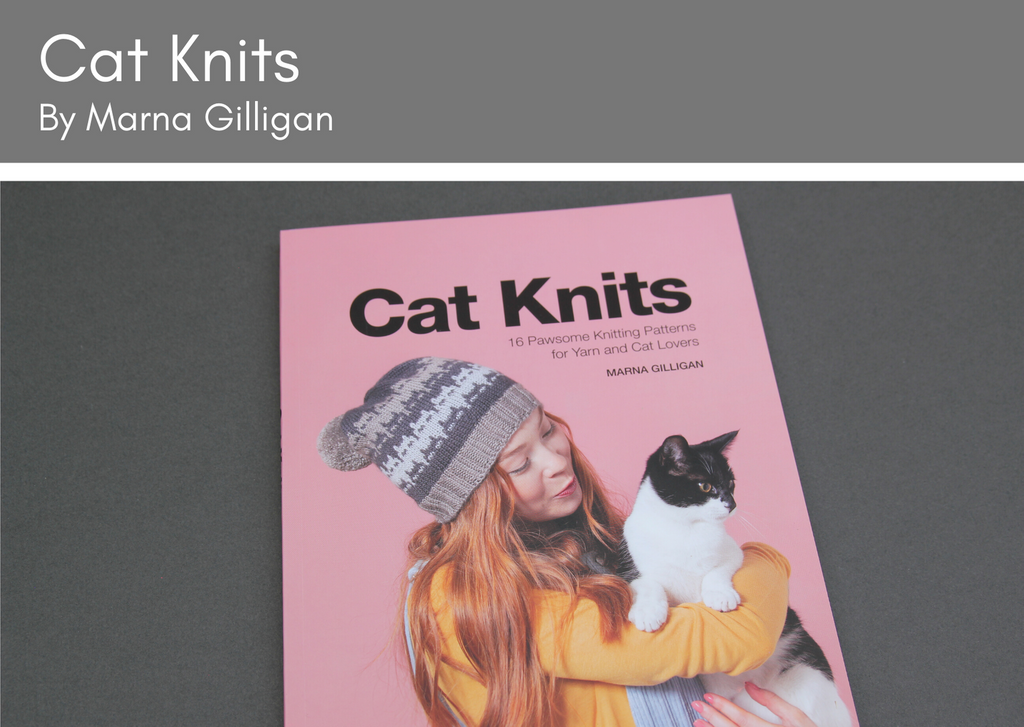 Cat Knits by Marna Gilligan