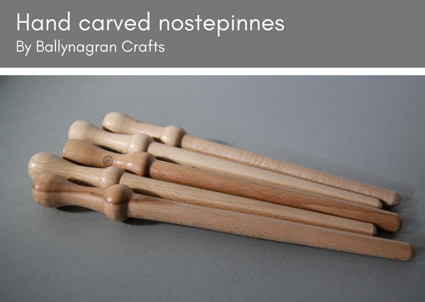 Nostepinnes - made in UK - Provenance Craft Co