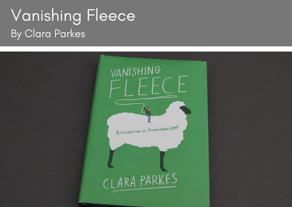 Vanishing Fleece by Clara Parkes