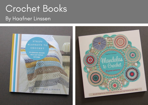 Crochet Books by Haafner Lenssen