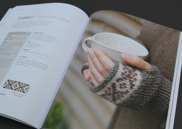 A Very Easy Guide to Fair Isle Knitting by Lynne Watterson